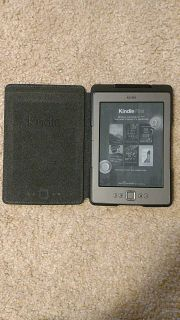 Kindle 4.1.3 with Case