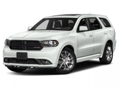 2019 Dodge Durango R/T (White Knuckle Clearcoat)