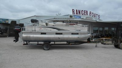 2005 Sun Tracker BASS BUGGY 18 Signature Series Fishing Boats Eastland, TX