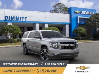 2019 Chevrolet Suburban Premier (Silver Ice Metallic)