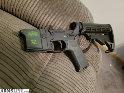 For Sale/Trade: Complete Lower AR15