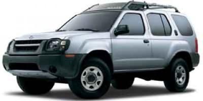 2004 Nissan Xterra XE (Silver)