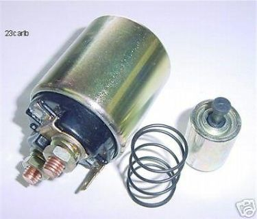 Purchase STARTER SOLENOID FORD GEO KUBOTA MAZDA NISSAN SUBARU MERCURY YALE FORKLIFT &MORE motorcycle in Lexington, Oklahoma, US, for US $39.95