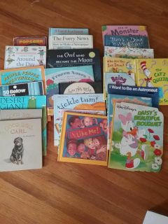 52 - Picture Books - Great for Teachers Classroom