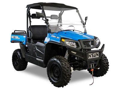 2018 Hisun Sector 550 Side x Side Utility Vehicles Sturgeon Bay, WI