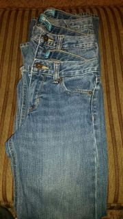 LOT OF 3 BOYS JEANS OLD NAVY LOOSE FIT SIZE 7. ALL adjustable waist PERFECT CONDITION