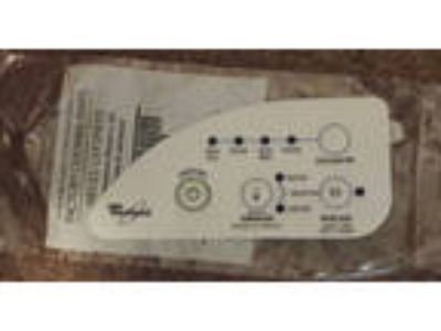 NEW Whirlpool Washer WP326033923 OVERLAY