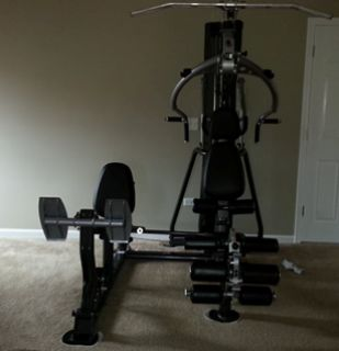 Inspire M3 with Leg Press Option - The rockstar of home gyms