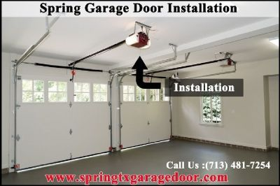 Most Impressive Garage Door Repair company in Spring, TX