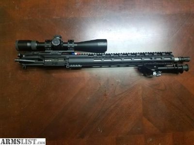 For Sale/Trade: Ar15 upper