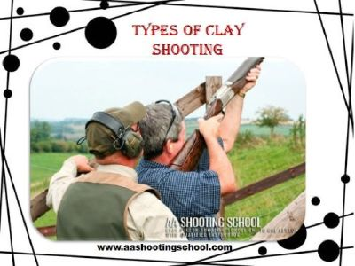 Types of clay shooting |AA Shooting School, UK