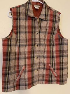 Super cute Quilted Vest