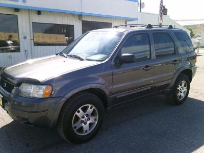 2003 FORD ESCAPE LIMITED LOADED 4X4