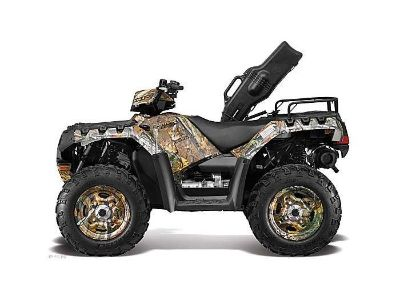 2013 Polaris Sportsman XP 850 H.O. EPS Browning LE Utility ATVs Eagle Bend, MN