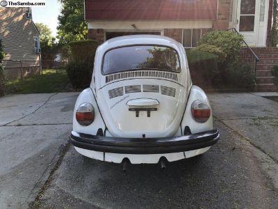 1974 Volkswagen Super Beetle! Runs And Drives!