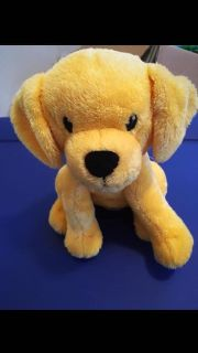 Biscuit the dog plush
