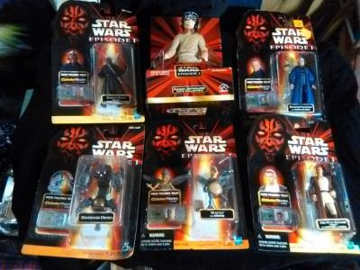 Star Wars Collectibles 2