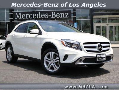2016 Mercedes-Benz GLA GLA 250 (CIRRUS WHITE)
