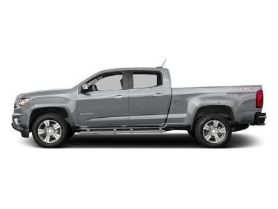 2016 Chevrolet Colorado Crew Cab Short Box 2-Wheel Dri (Silver Ice Metallic)