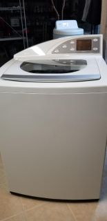 GE Profile Extra Large Capacity High Efficiency Washer