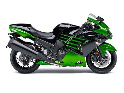 2014 Kawasaki Ninja ZX -14R ABS SuperSport Motorcycles Pittsfield, MA