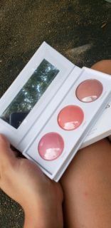 """Realher blush kit """"BE FEARLESS, BE LIMITLESS """""""