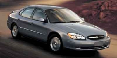 2003 Ford Taurus SE (Arizona Beige Clearcoat Metallic)