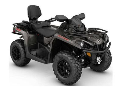 2017 Can-Am Outlander MAX XT 570 Utility ATVs Oakdale, NY