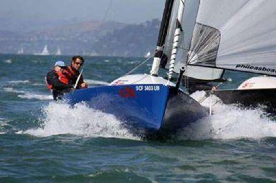 Sailboat 18ft (Open 5.70)