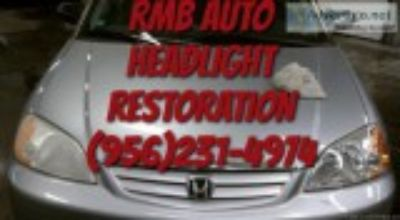 HEADLIGHT CLEANING FREE MOBILE SERVICE