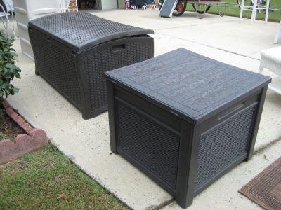 Keter Resin 55 Gallon Deck Box