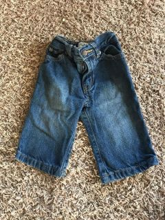 Children s place 6-9 mo jeans