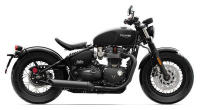 2019 Triumph Bonneville Bobber Black Cruiser Port Clinton, PA