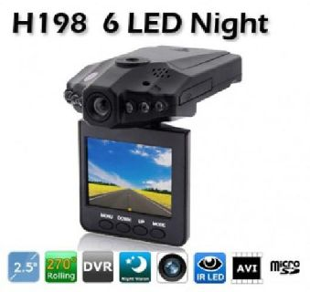 Vehicle Car HD DVR Recorder Camera Road