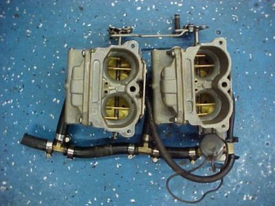 "Sell Carburetors for OMC Turbo Jet Motor *Clean* FRESH WATER 1-3/16"" Bore motorcycle in Coldwater, Michigan, United States, for US $300.00"
