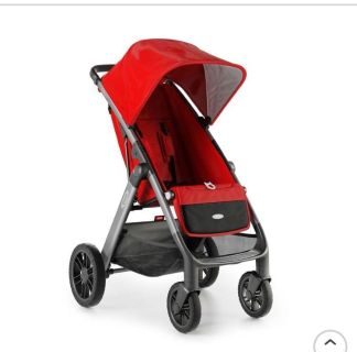 Brand New in Box OXO tot Cubby Plus in Red Stroller