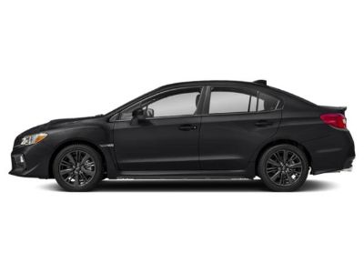 2019 Subaru Impreza WRX Base (Crystal Black Silica)