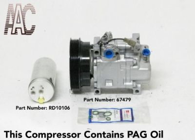 Find 2001-2003 Mazda Protege,2002-2003 Mazda Protege5 2.0L A/C Compressor kit motorcycle in City of Industry, California, United States, for US $229.00