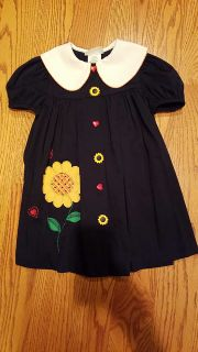 Vintage little dress. Super cute and Like new