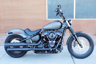 2018 Harley-Davidson Street Bob 107 Cruiser Motorcycles Kingman, AZ