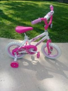 12inch huffy girls bicycle