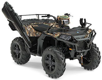 2017 Polaris Sportsman XP 1000 Hunter Edition Utility ATVs Bristol, VA