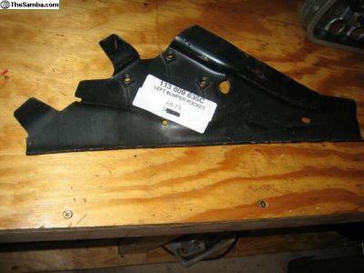 1968-1973 Type 1 Left Rear Bumper Bracket