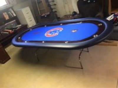 Cubs Poker Table!