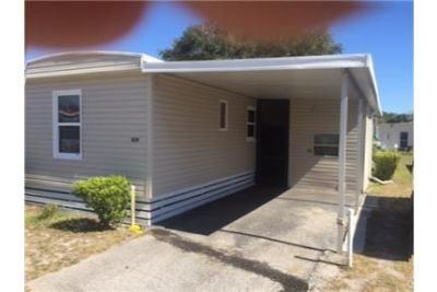 2bed/2bath Mobile Home