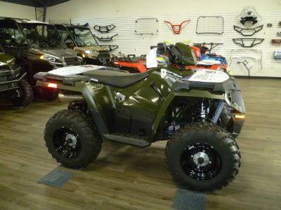 2018 Polaris Sportsman 570 EPS Utility ATVs Union Grove, WI
