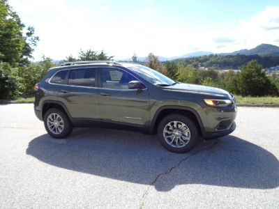 2019 Jeep Cherokee heated