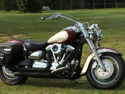 2002 roadstar