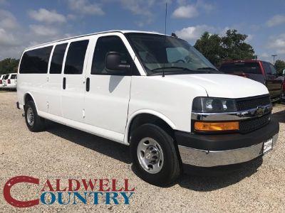 2018 Chevrolet Express 3500 LT Extended Passenger