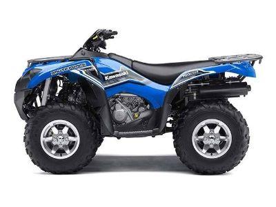 2014 Kawasaki Brute Force 750 4x4i EPS Utility ATVs Cambridge, OH